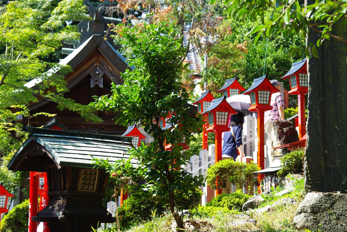 lanterne sanctuaire inuyama