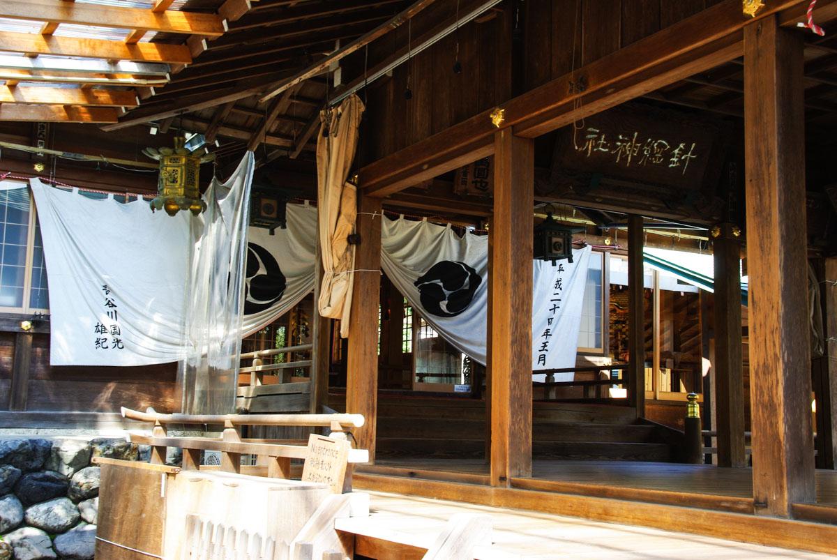 haritsuna jinja - Inuyama
