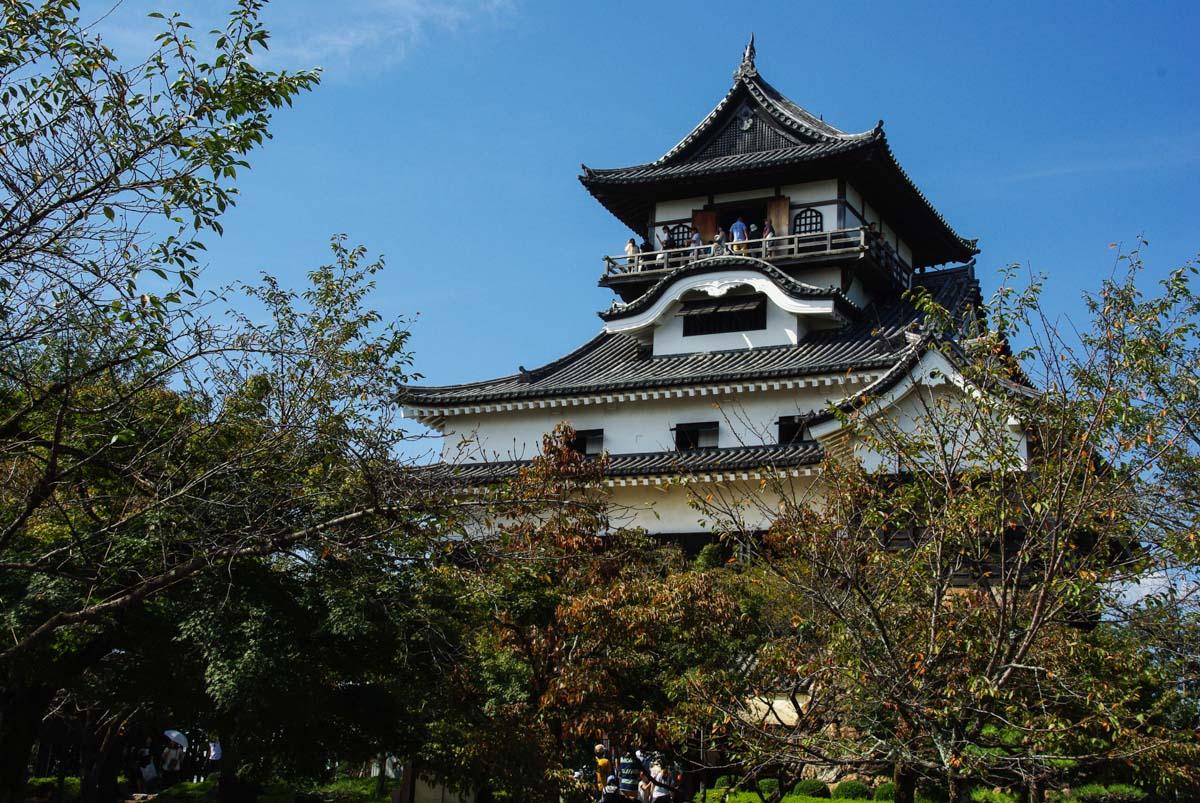 Inuyama : le plus vieux château du Japon