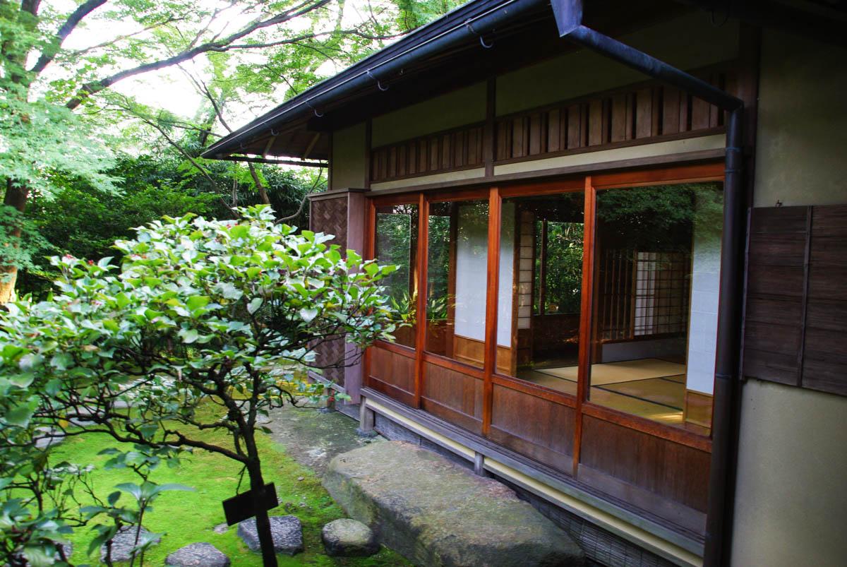 maison de thé - inuyama