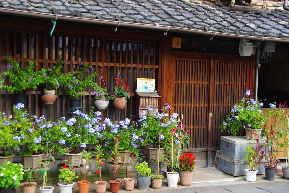 vieille ville d'Inuyama