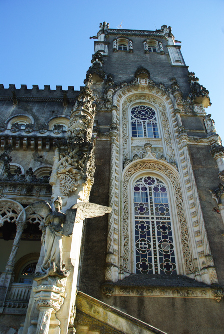 Tour du Palace de Bussaco