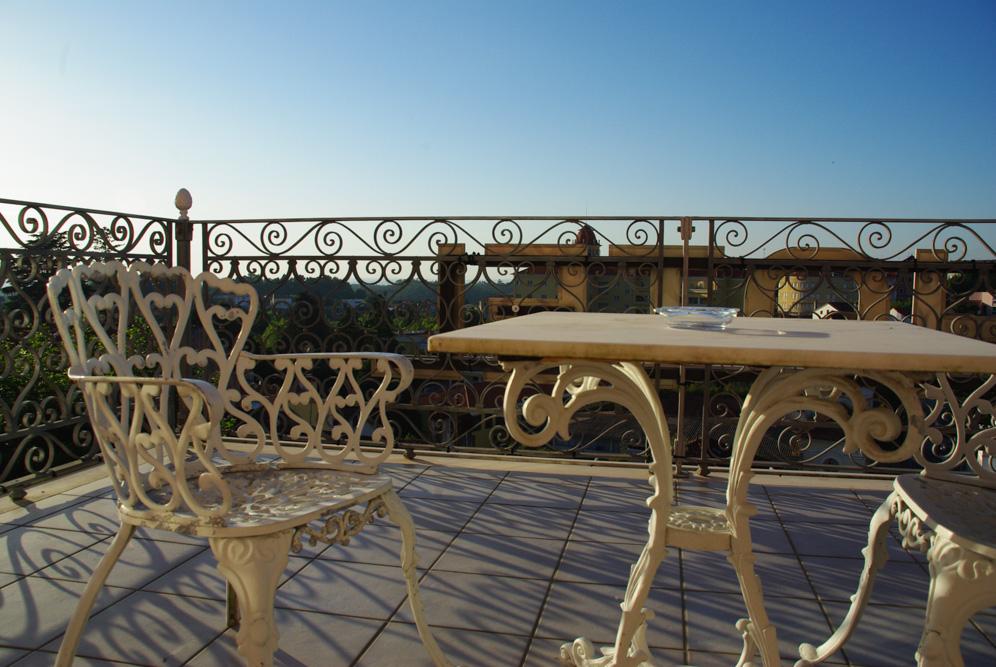 balcon hotel Alegre Luso
