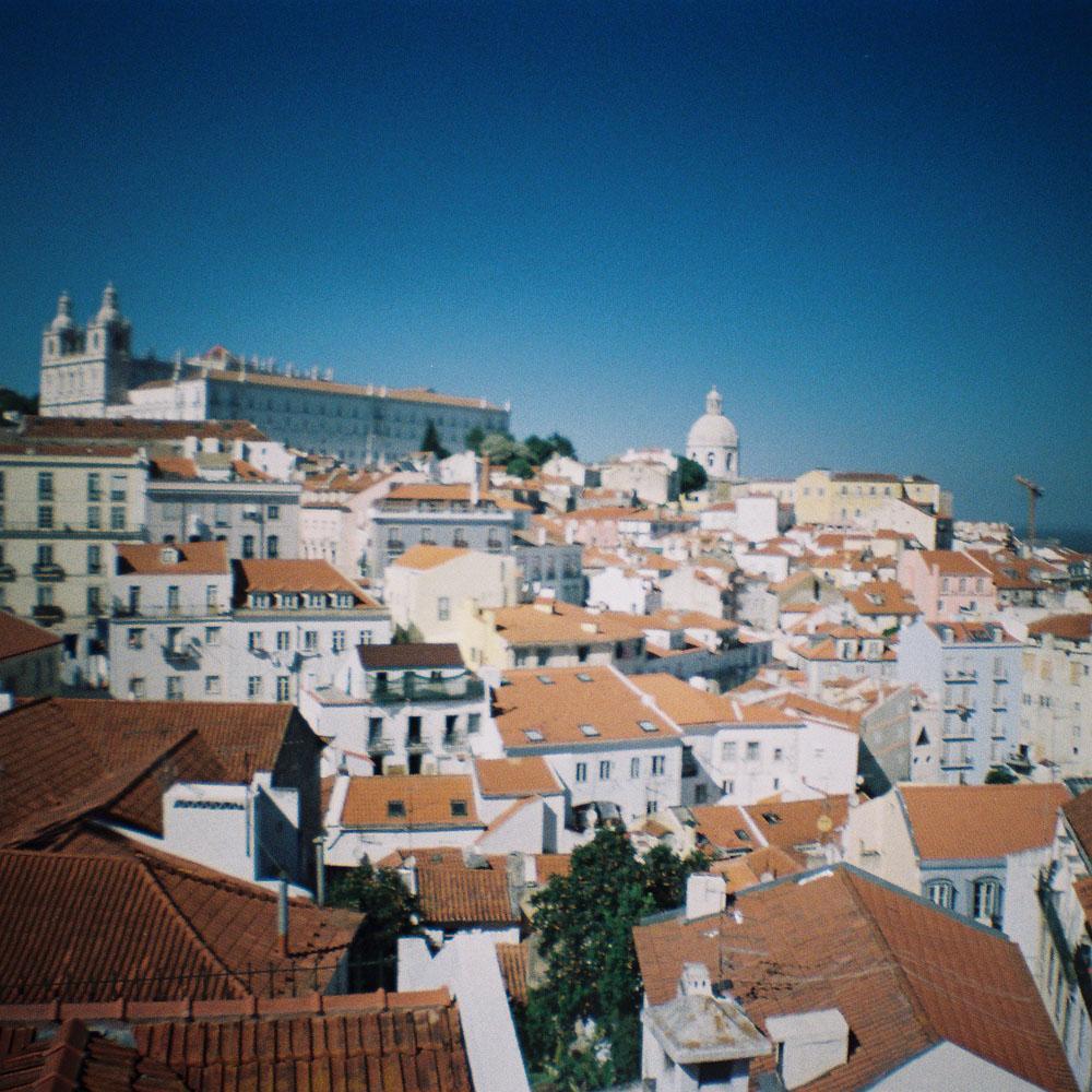 Quartier de l'Alfama - Lisbonne
