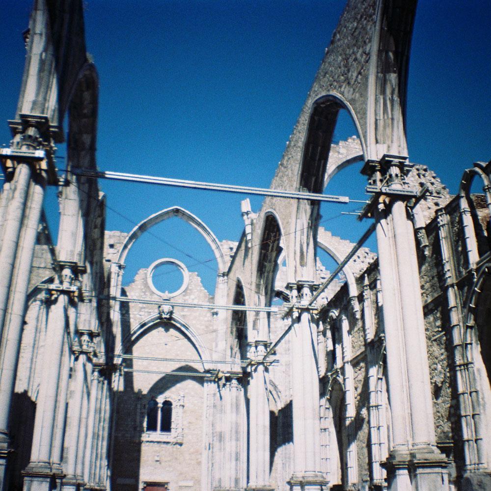 couvent des carmes - Lisbonne