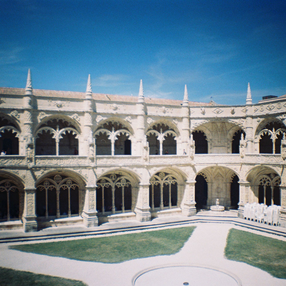 Monastère des hieronymites - Belem