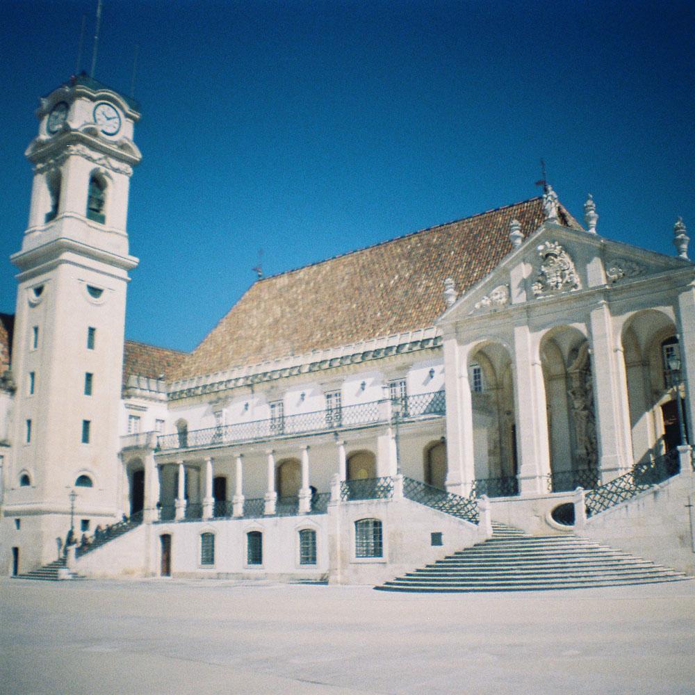 l'université de Coimbra
