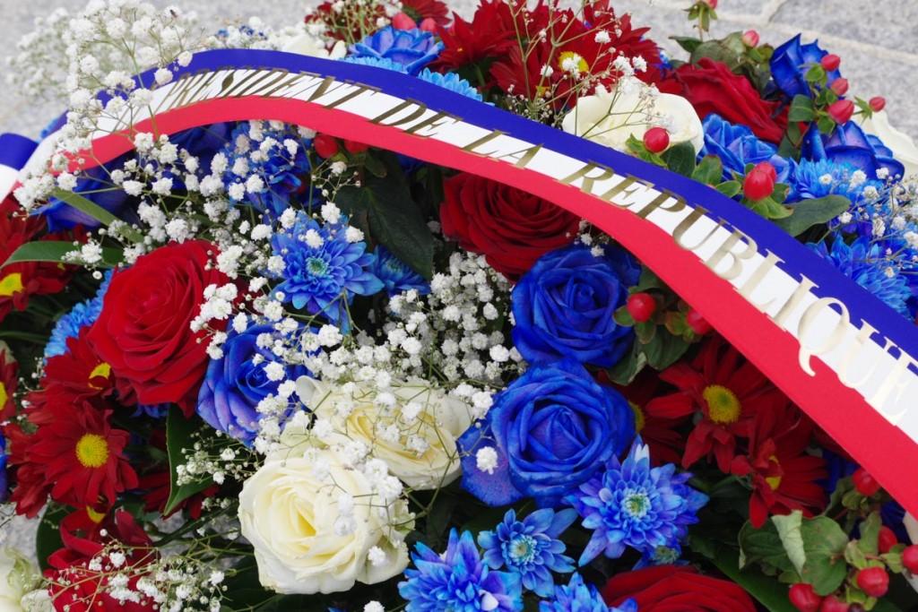fleur commemoration armistice du 11 novembre