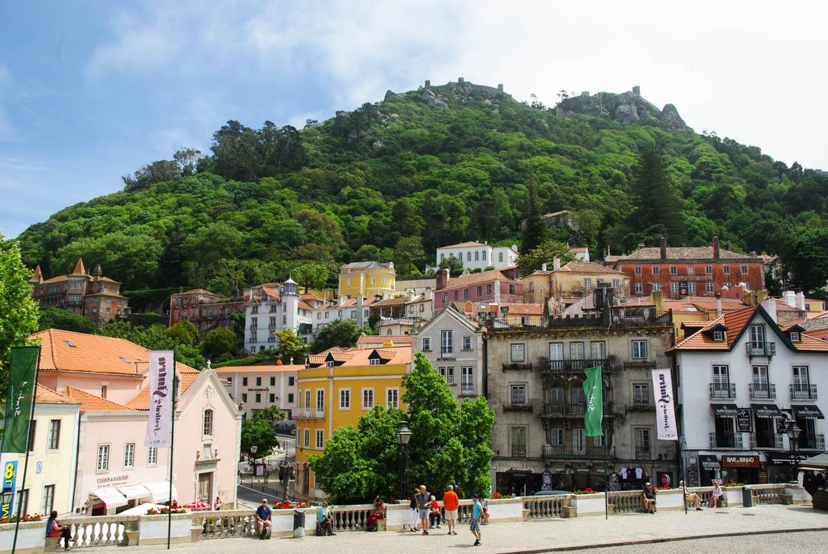 ville de Sintra - Portugal