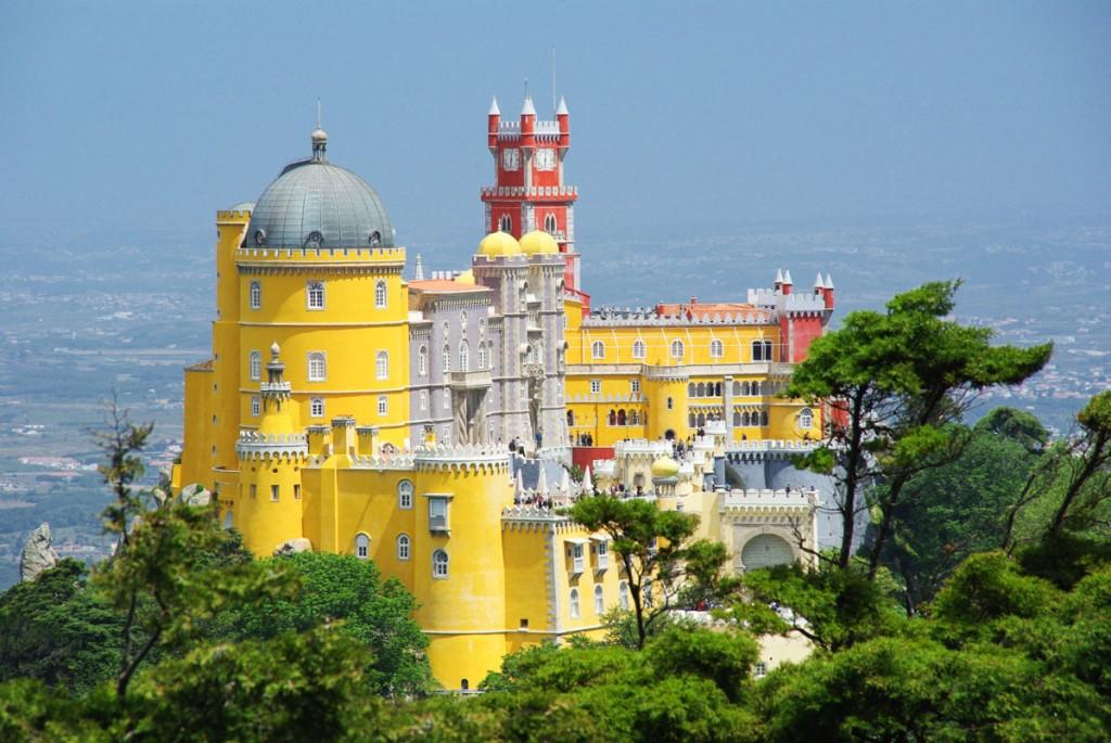 Palais de Pena - Sintra - Portugal