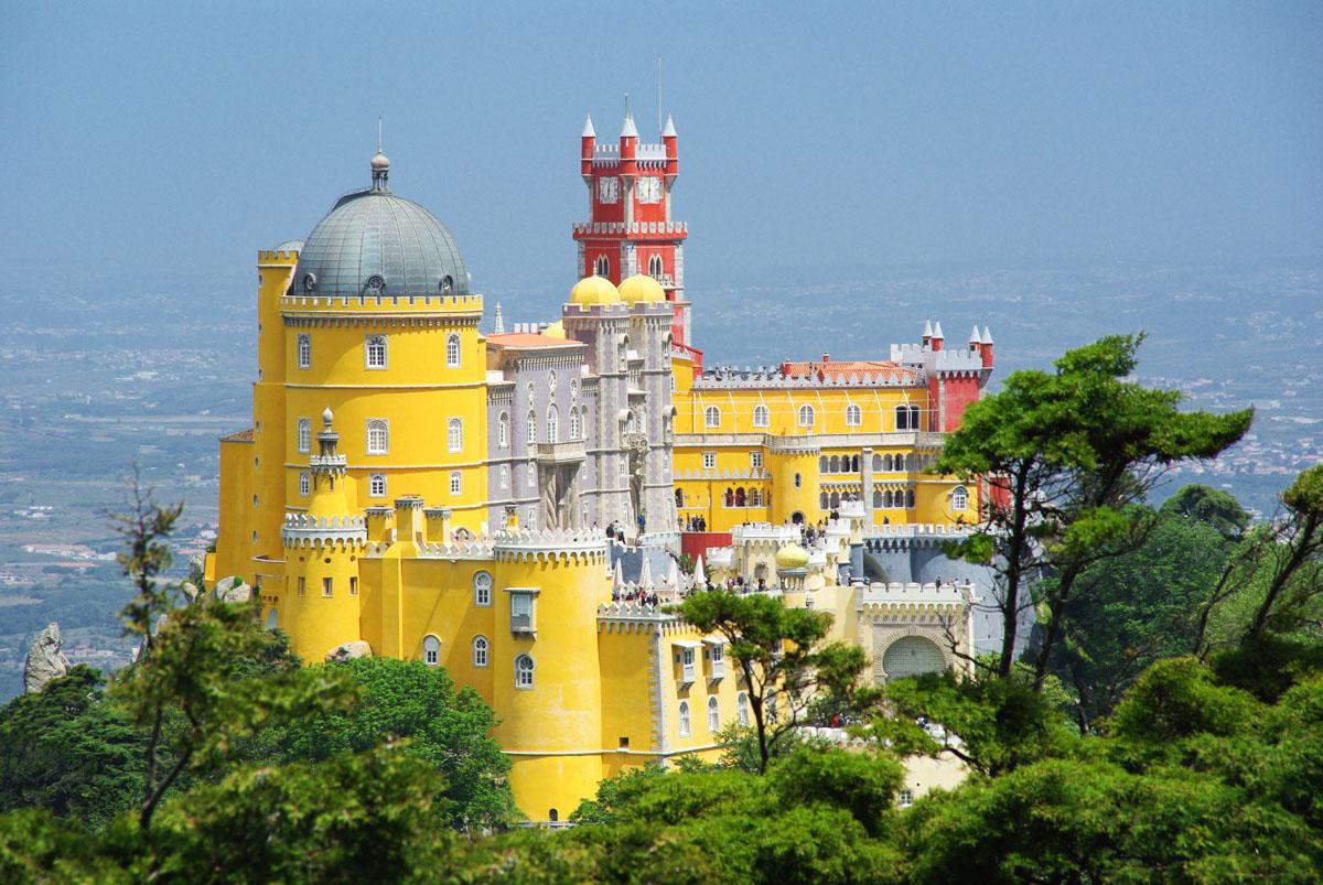 Que visiter à Sintra au Portugal ?