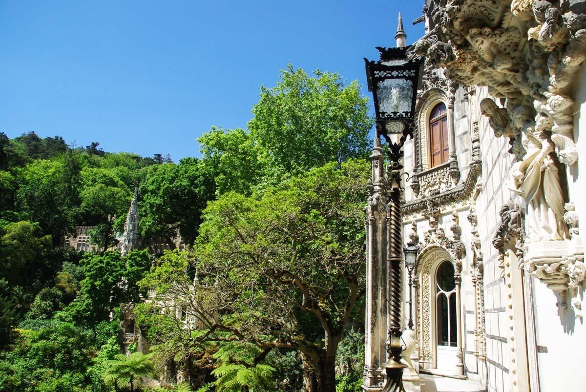 - Quinta da Regaleira - Sintra