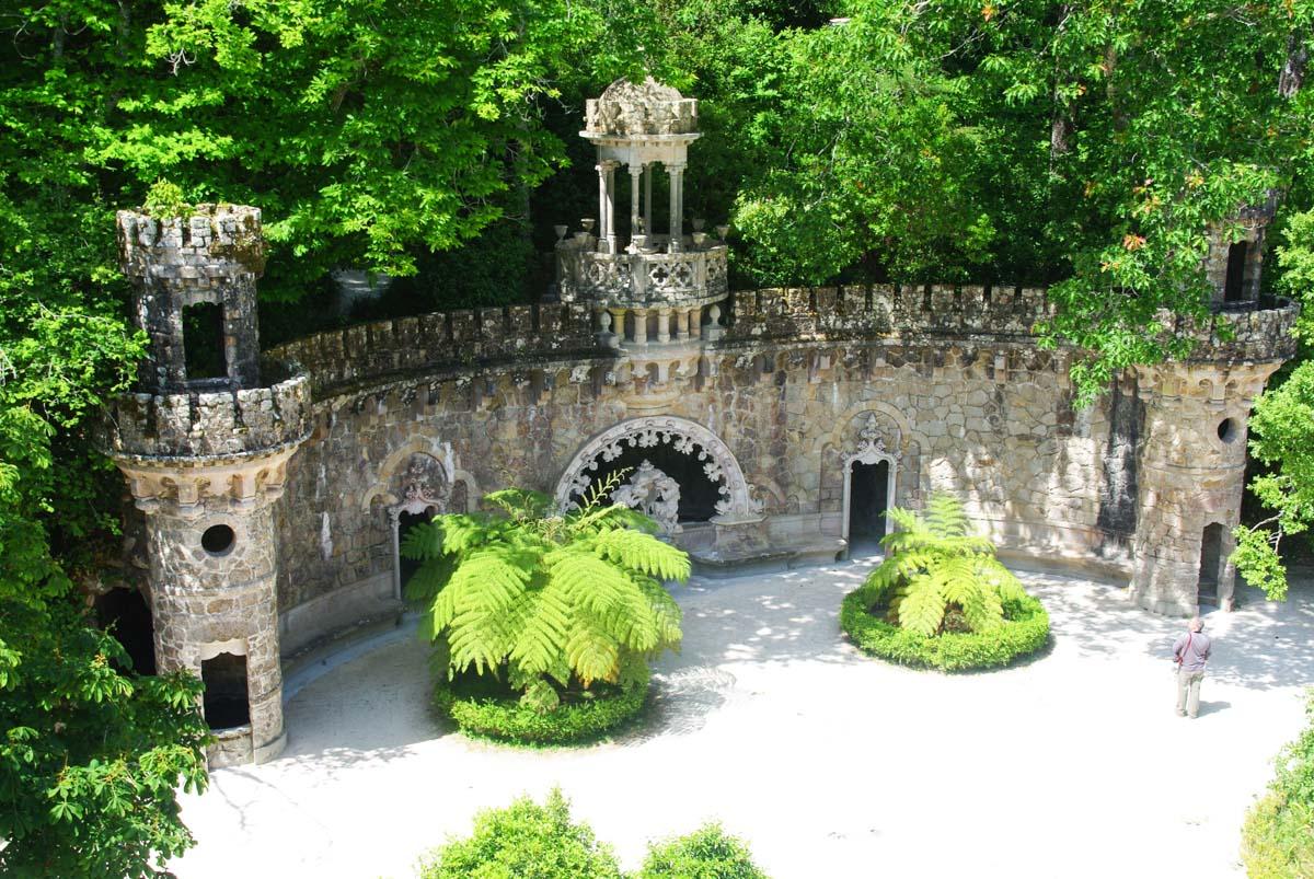 Portail des gardiens - Quinta da Regaleira - Sintra