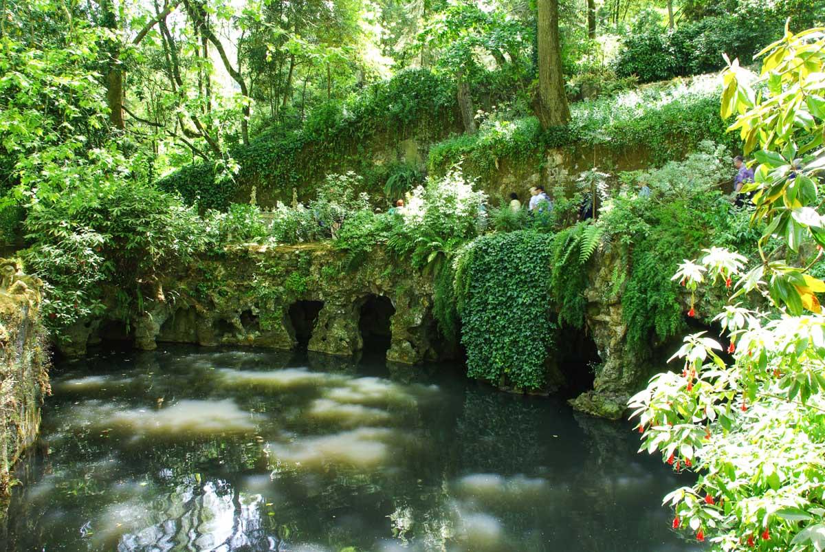 - Lac - Quinta da Regaleira - Sintra