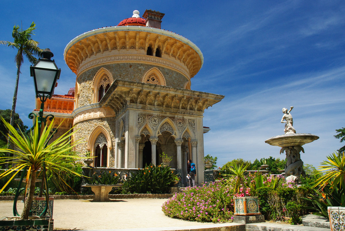 Palais de Montserrate