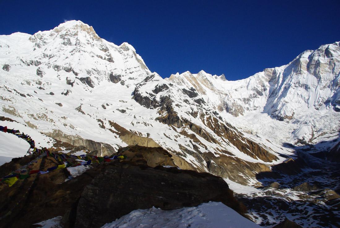 Sanctuaire des Annapurnas - Népal