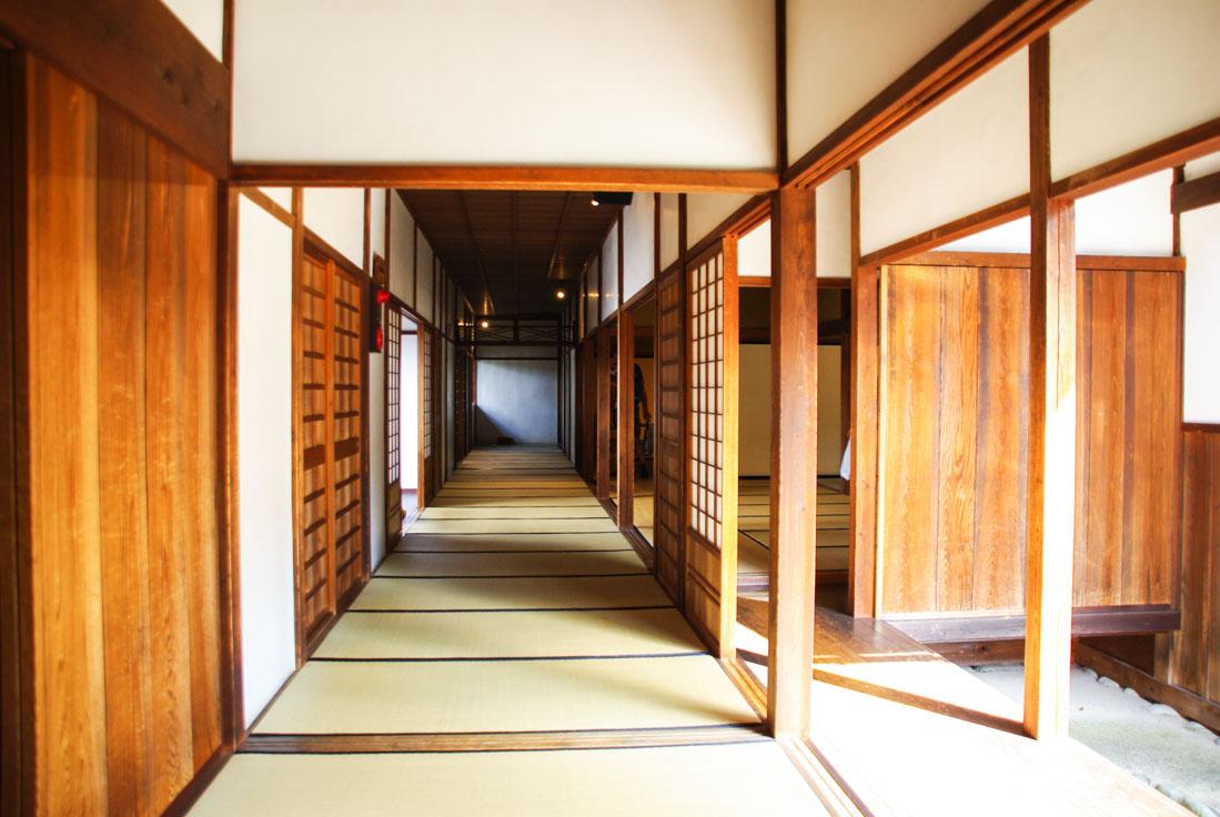 Couloir du Takayama Jinya