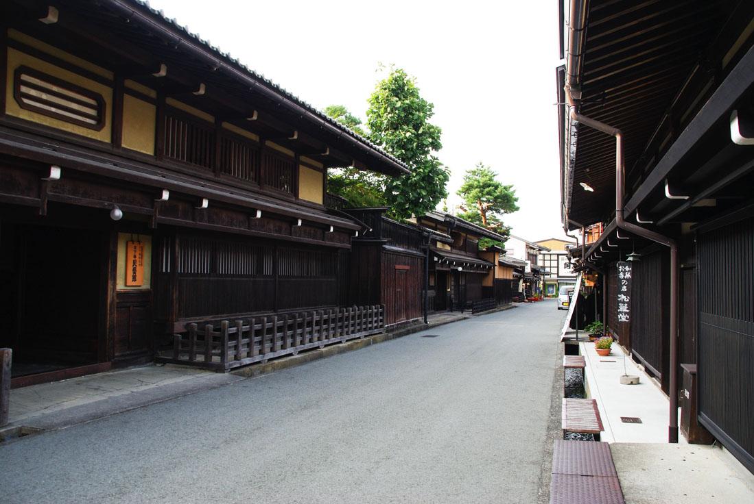 Takayama : ville traditionnelle au cœur des Alpes Japonaises