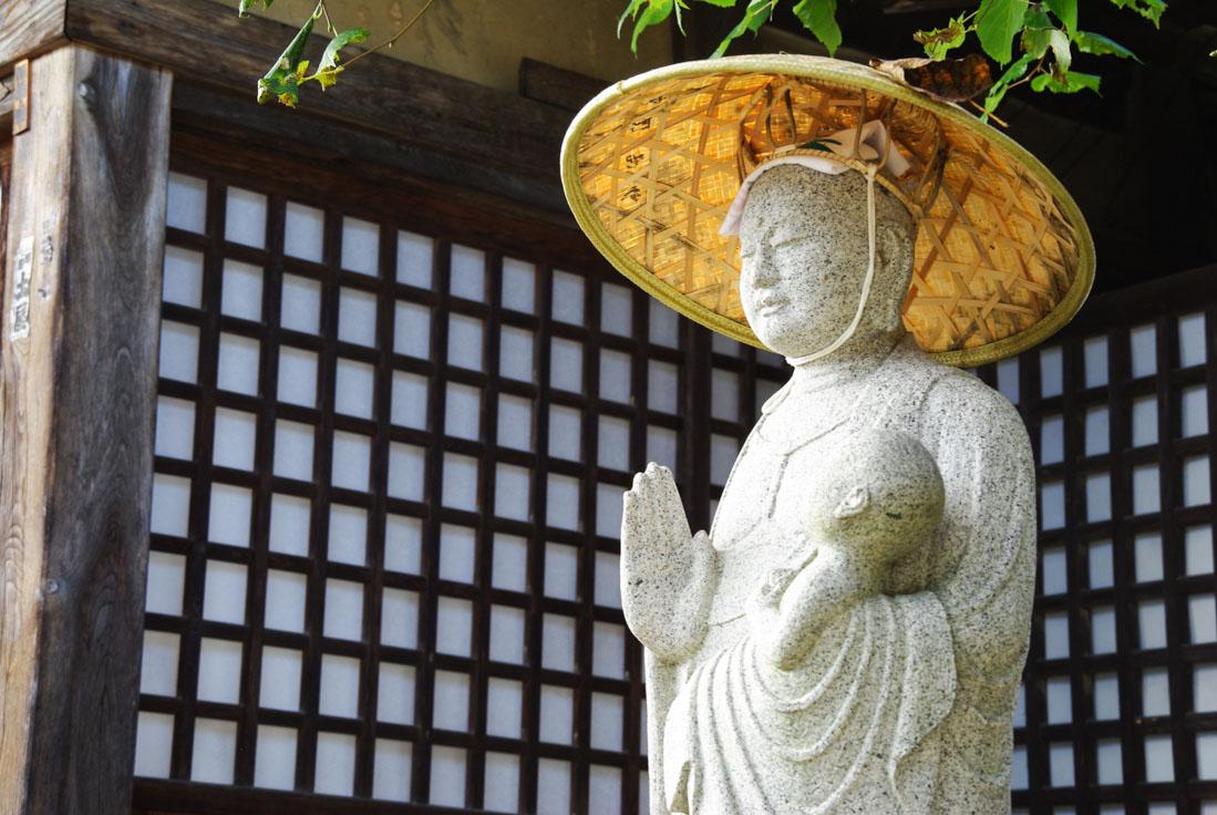 Statue bouddhiste - Takayama