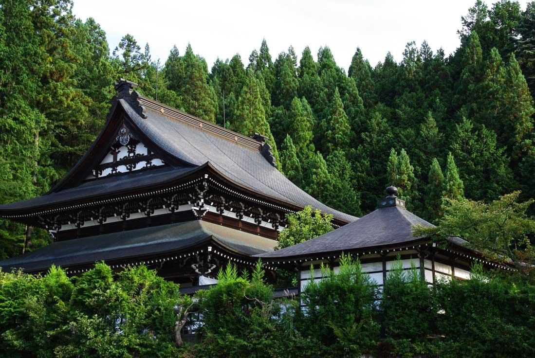 Temple Soyuji à Takayama