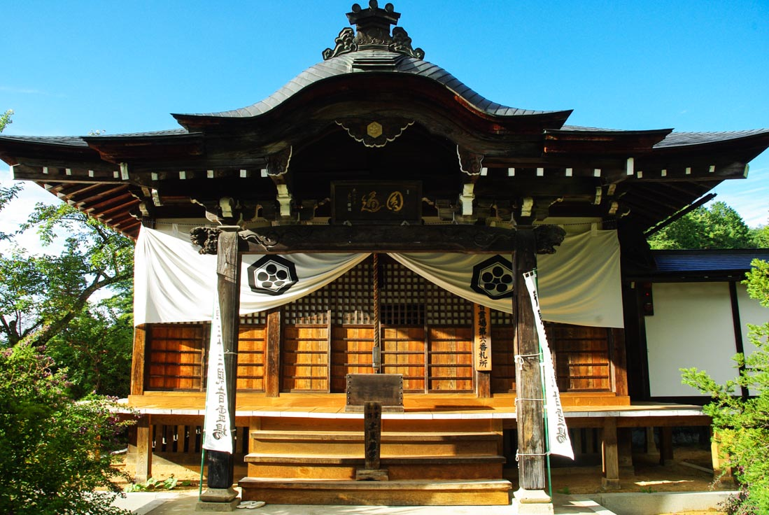 Temple bouddhiste à Takayama