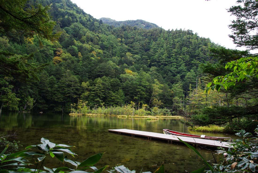 Myojin Pond - Kamikochi