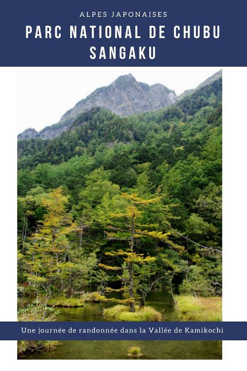 Randonnée dans la Vallée de Kamikochi - Japon