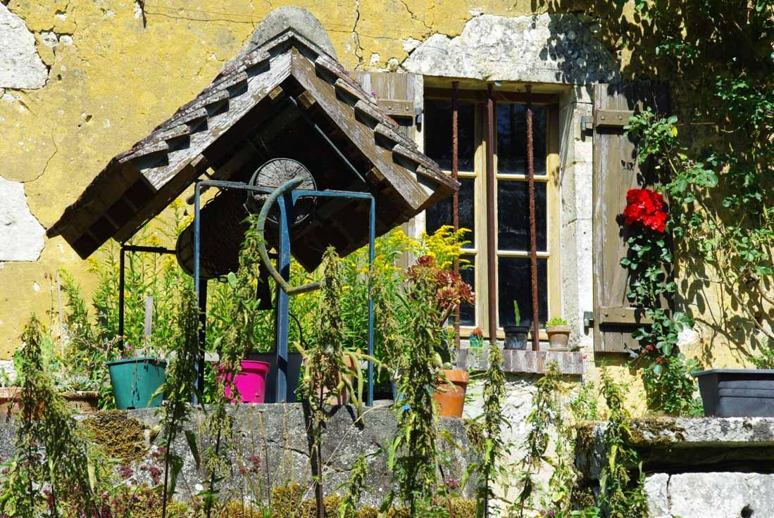 maison du hameau de Sainte Gaburge - Orne