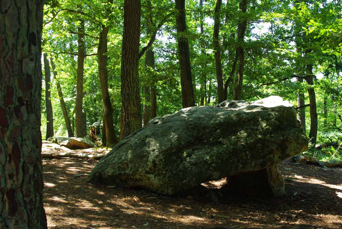 Dolmen de la pierre procureuse