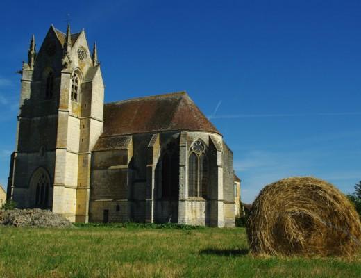 Prieuré de Sainte Gaburge - Orne