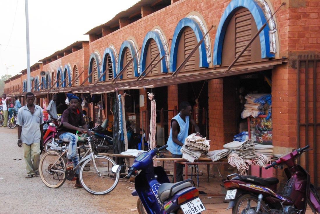 rue koudougou