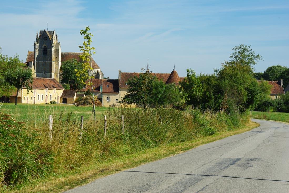 Prieuré de Sainte Gauburge - Orne
