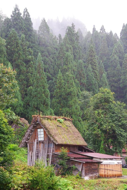 village de shirakawa-go