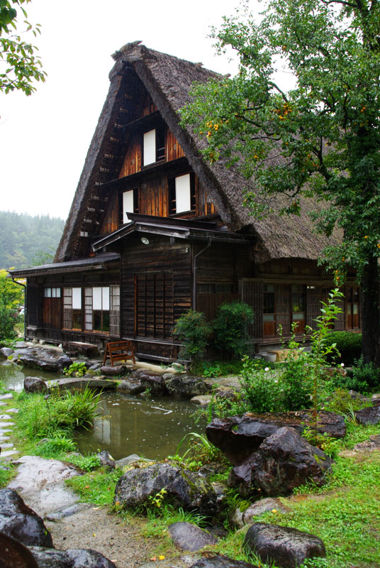 maison wada Shirakawa-go