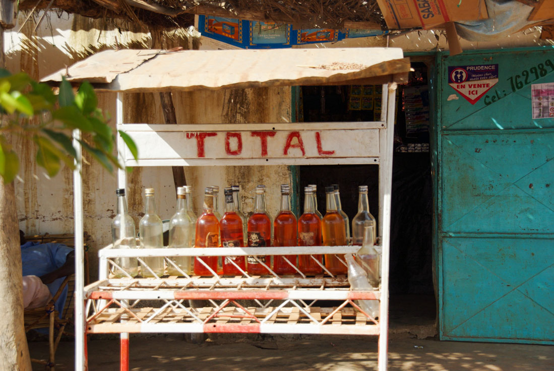 essence total - burkina faso