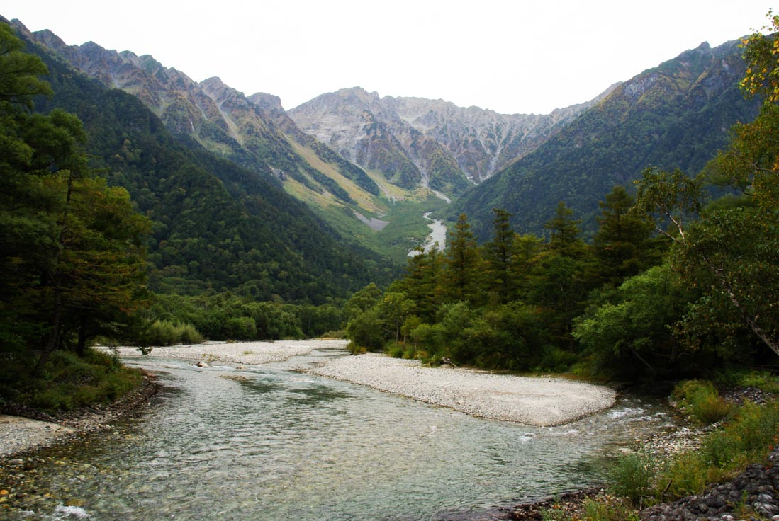 vallee de Kamikochi