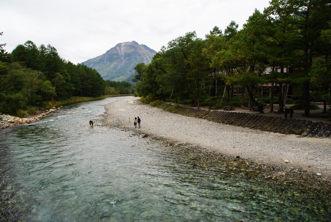 vallée de Kamikochi