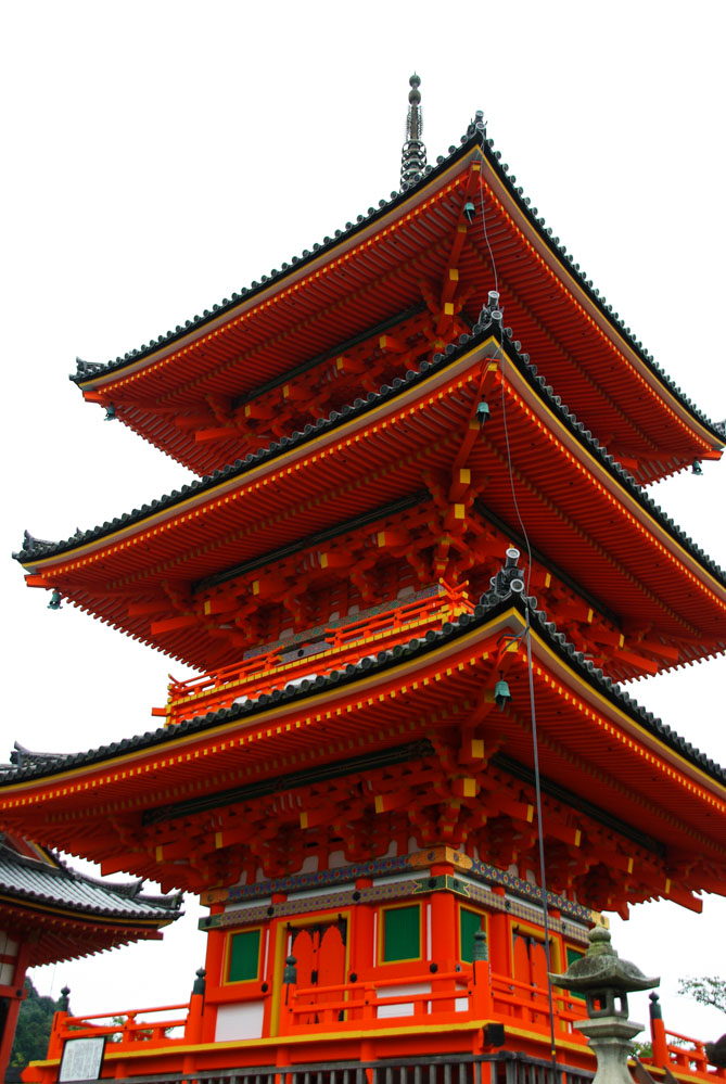 Pagode Kiyomizu dera