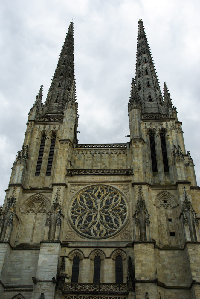 façade cathédrale saint André