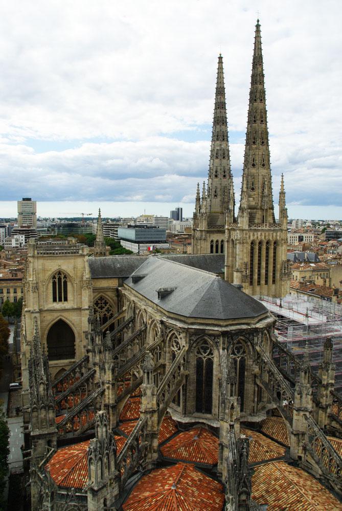 cathédrale Saint André - Bordeaux