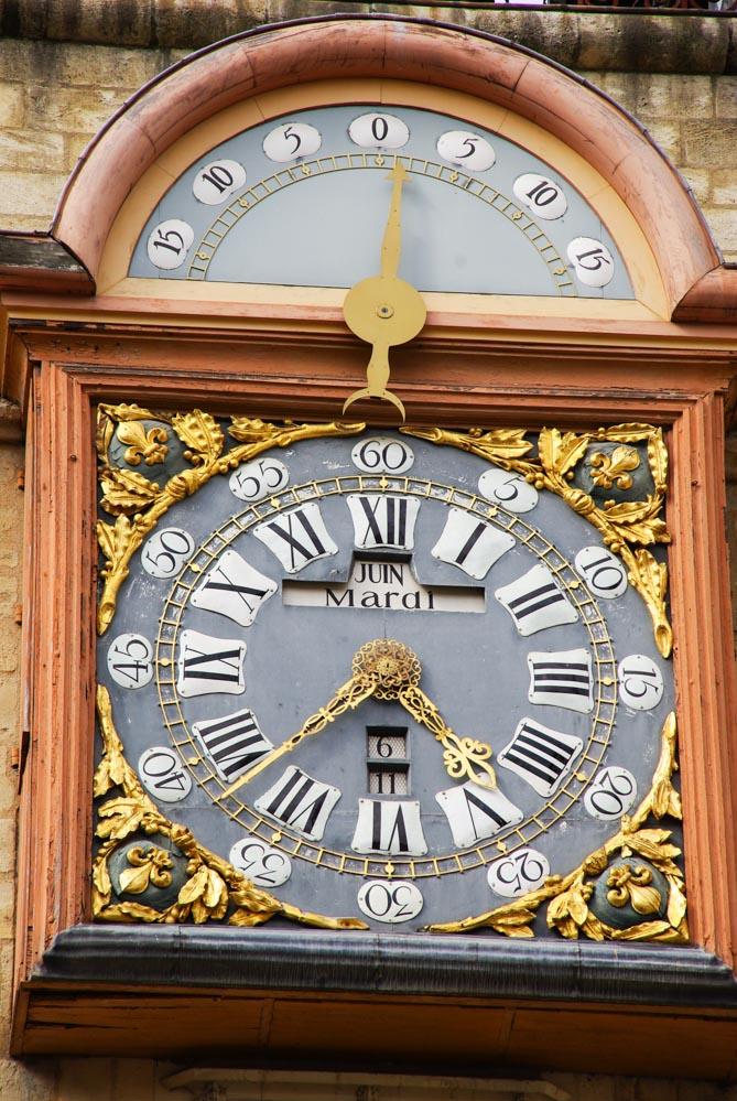Horloge de la grosse cloche - Bordeaux