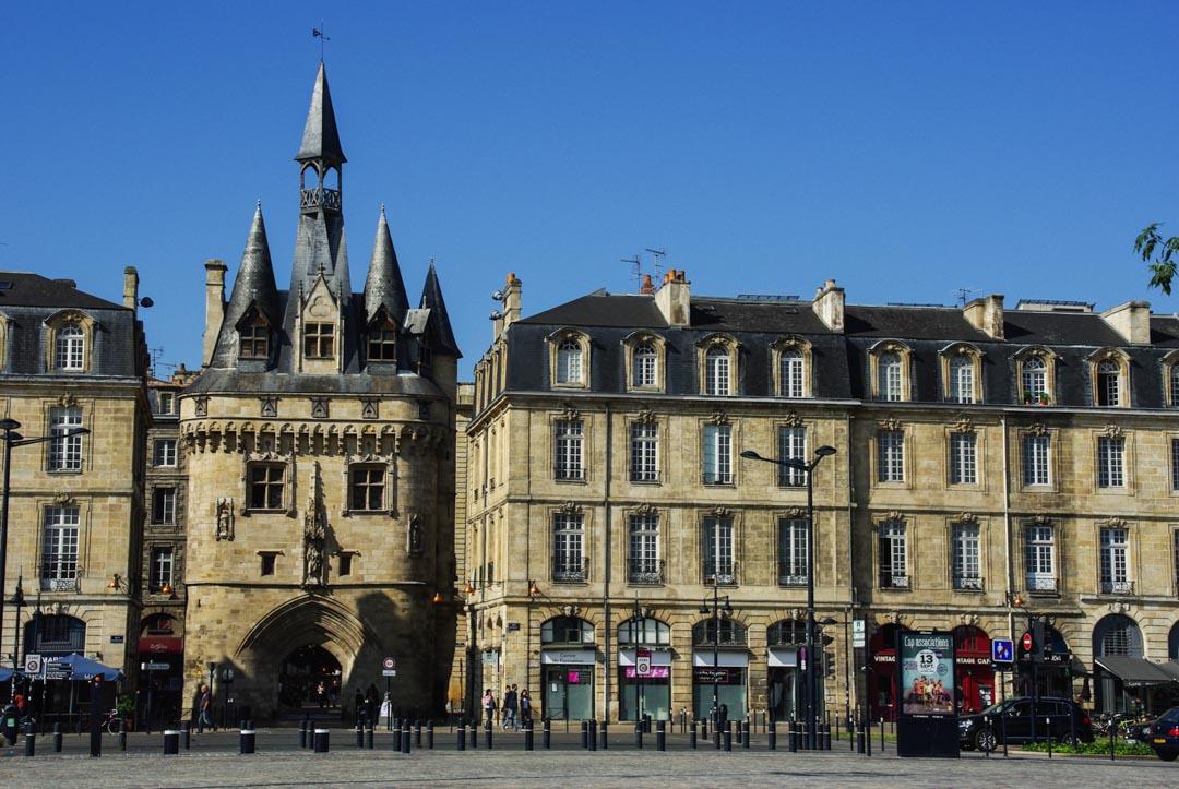 Porte de Bourgogne - Bordeaux