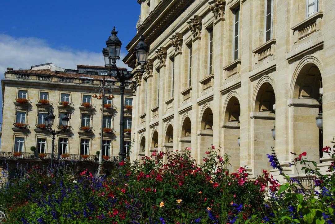 Visiter le centre ville de bordeaux en 1 jour voyager en for Le miroir de ma vie