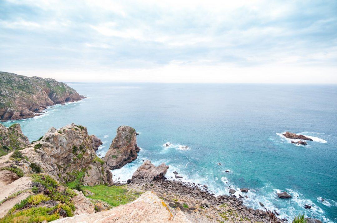 Cabo de Roca - Parc naturel de Sintra - Portugal