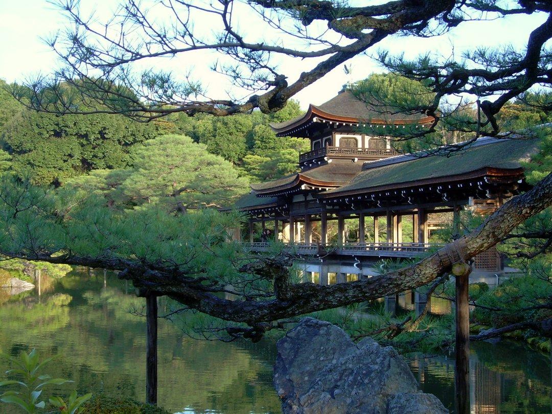 jardin Heian Jingu