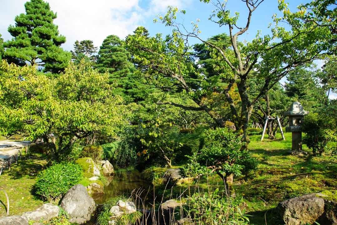 jardin Kenrokuen - Kanazawa