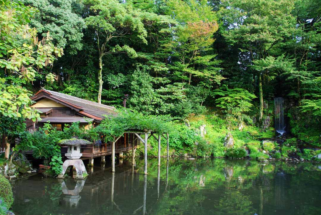 Les 10 plus beaux temples japonais de kyoto voyager en for Jardin kenrokuen en kanazawa