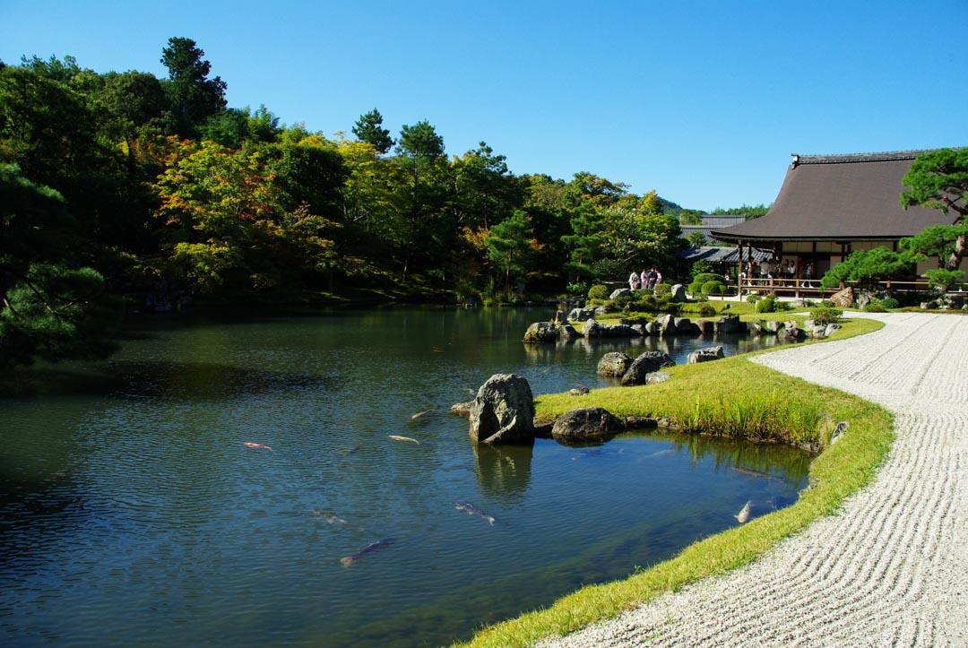 Les 10 Plus Beaux Temples Japonais De Kyoto