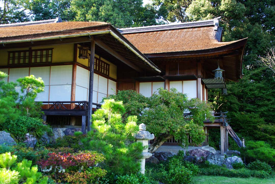 maison d'okochi sanso