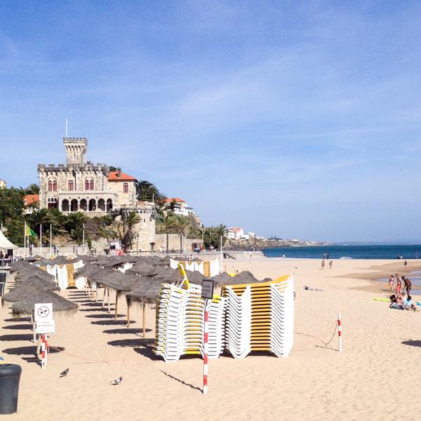 plage d'Estoril